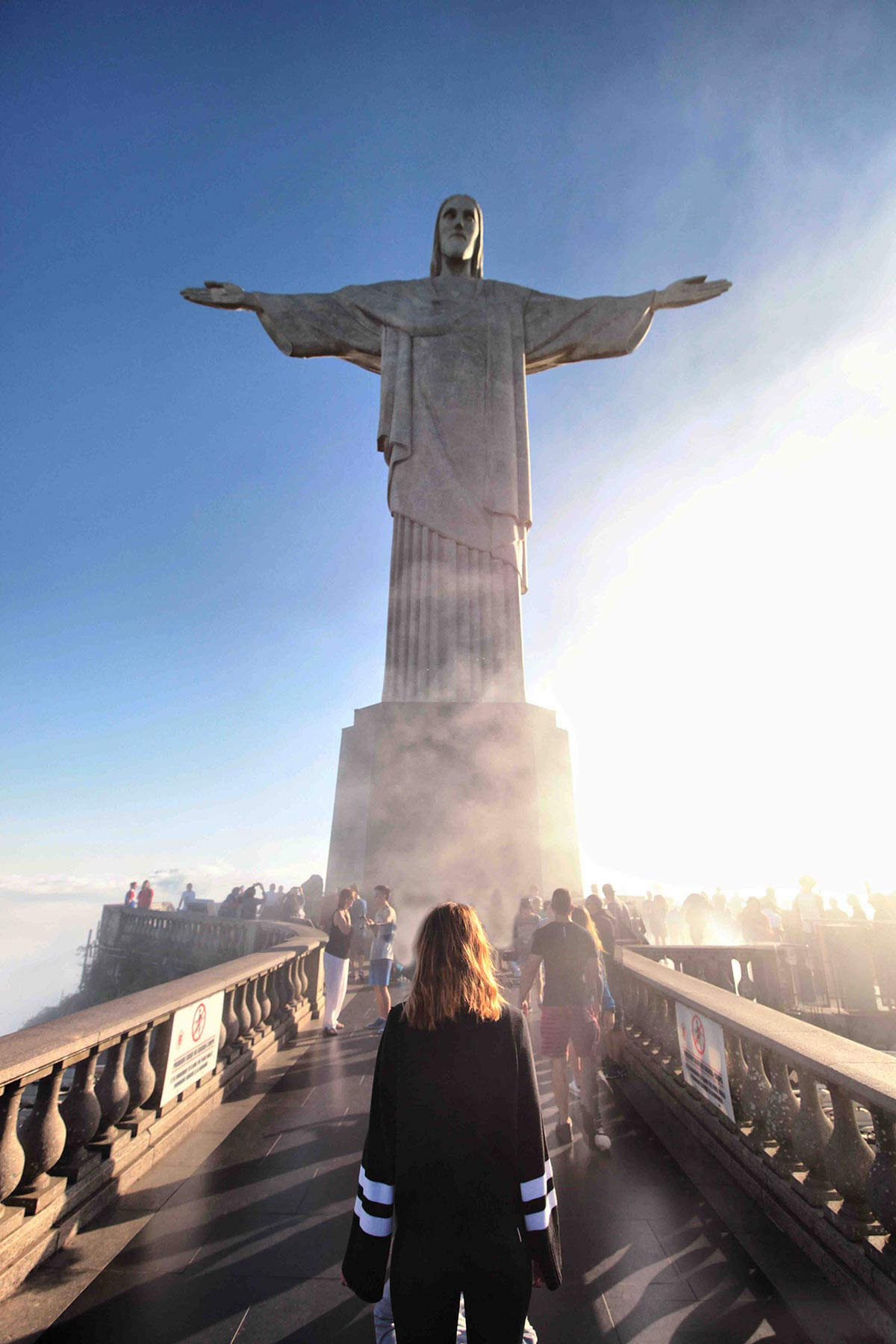 Christ the redeemer - Mango Tree Hostel Ipanema
